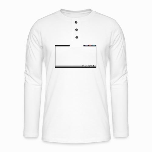 The Scots Review GO LIVE! Logo - Henley long-sleeved shirt