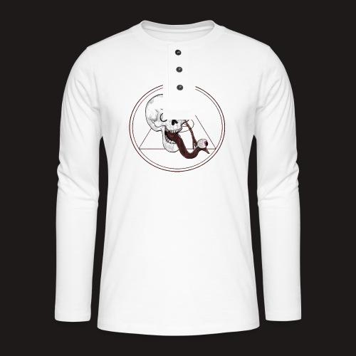 EyeSkull - Henley Langarmshirt