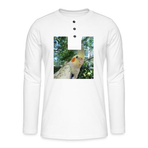 ninjanen - Henley pitkähihainen paita