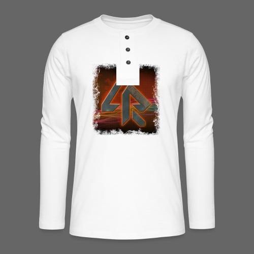 LPR Gaming BG Splash (Women) - Henley long-sleeved shirt