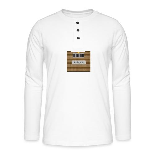 Locked box - Henley long-sleeved shirt