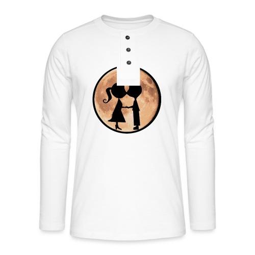 Isle under the Moon - Henley long-sleeved shirt