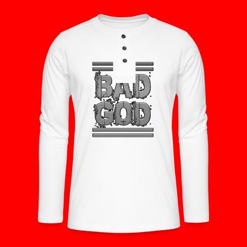 BadGod - Henley long-sleeved shirt