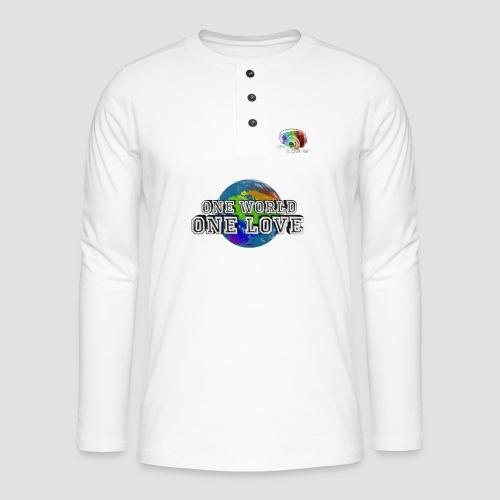 Shirt5 - Henley Langarmshirt