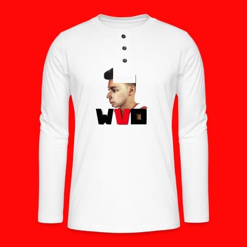 WVO OFFICIAL - Henley long-sleeved shirt