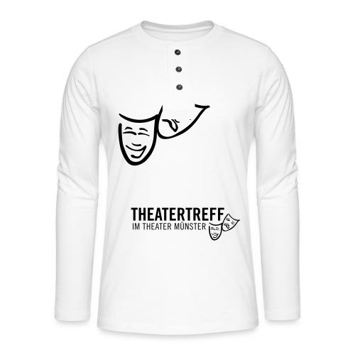 logo_tt - Henley Langarmshirt