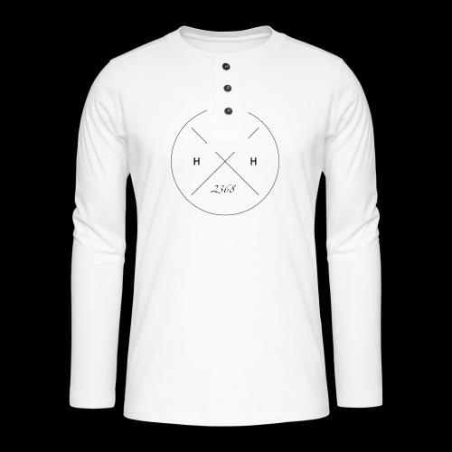 2368 - Henley long-sleeved shirt
