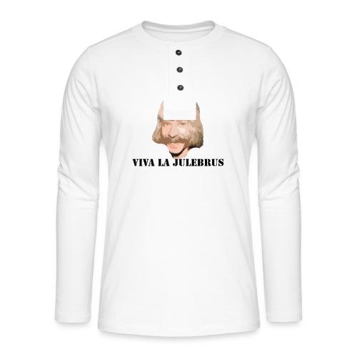 juul - Henley langermet T-skjorte