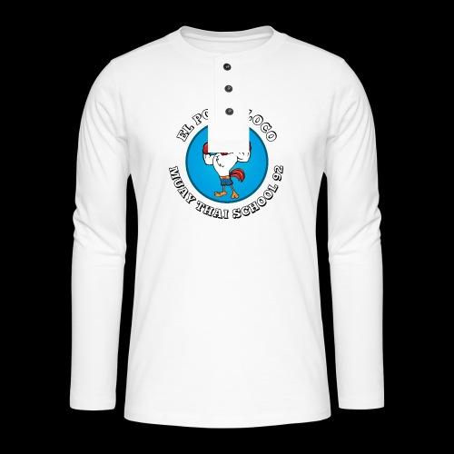 MTS92 EL POLLO LOCO FINAL 2 - T-shirt manches longues Henley