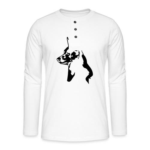 australiankelpie - Henley pitkähihainen paita