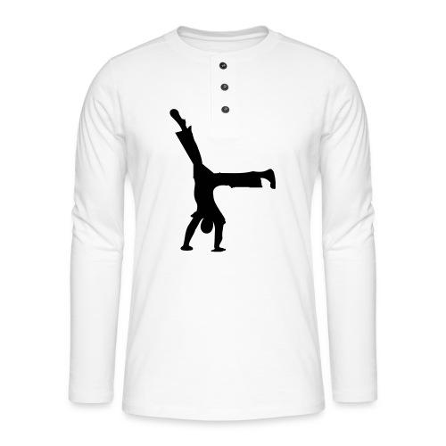 au boy - Henley long-sleeved shirt