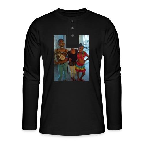 16836465 10212265087321751 6800250659166245572 o - Camiseta panadera de manga larga Henley