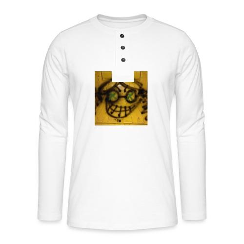 fox 3 - T-shirt manches longues Henley