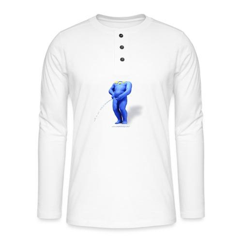 EUROPA mannekenpis ♀♂   Enfant - T-shirt manches longues Henley