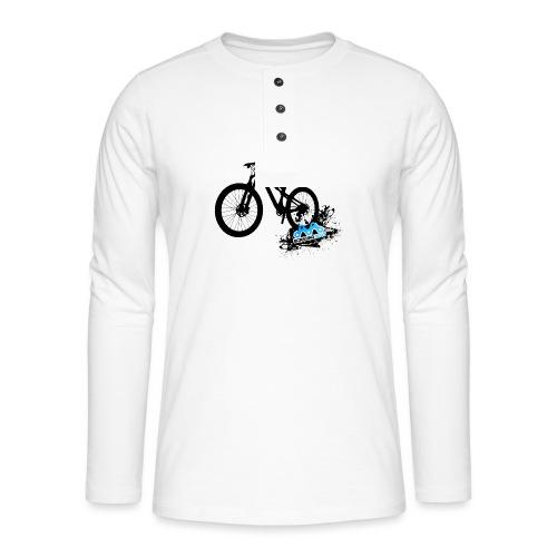 MTB+ TEE - Henley long-sleeved shirt