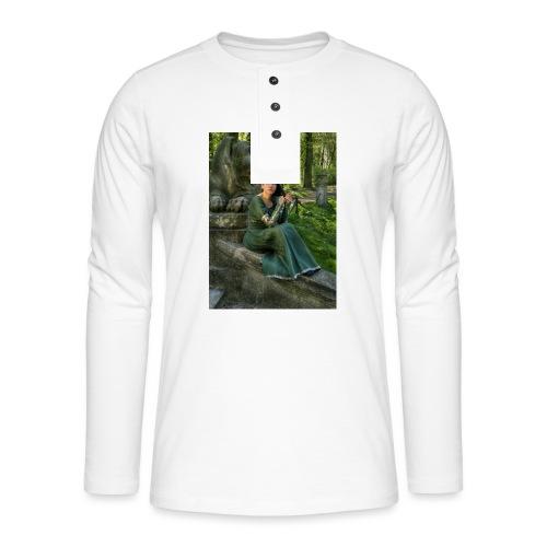 Stone Guardian - Koszulka henley z długim rękawem