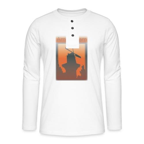 Amsterdam - Henley long-sleeved shirt