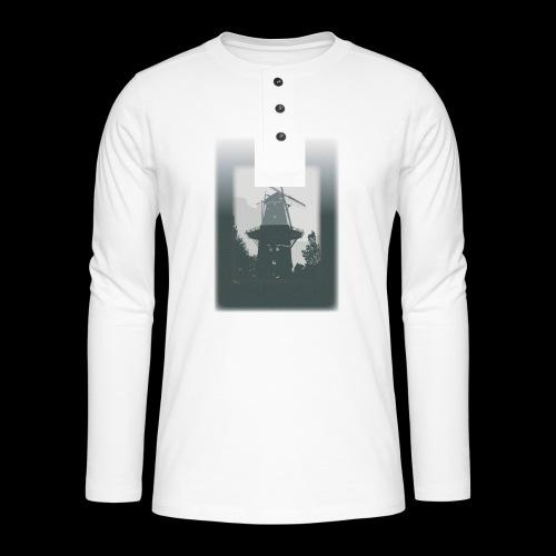 Mills grey - Henley long-sleeved shirt