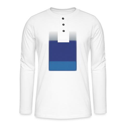 Background @BGgraphic - Henley T-shirt med lange ærmer