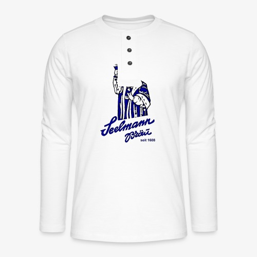 krugNovA2 gif - Henley Langarmshirt