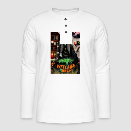 The Witch - Henley long-sleeved shirt