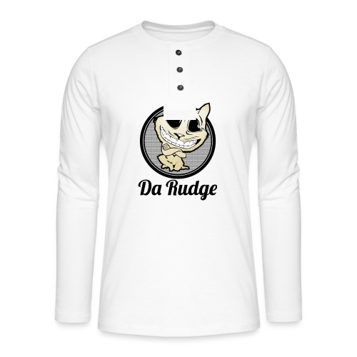 Fan based shop Darudge - Henley shirt met lange mouwen