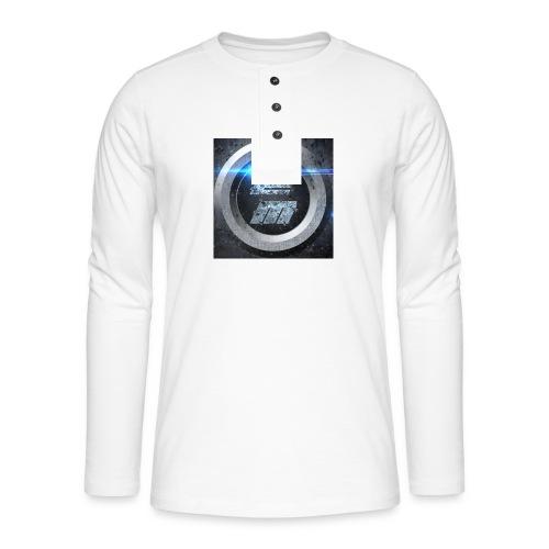EasyMo0ad - Henley Langarmshirt
