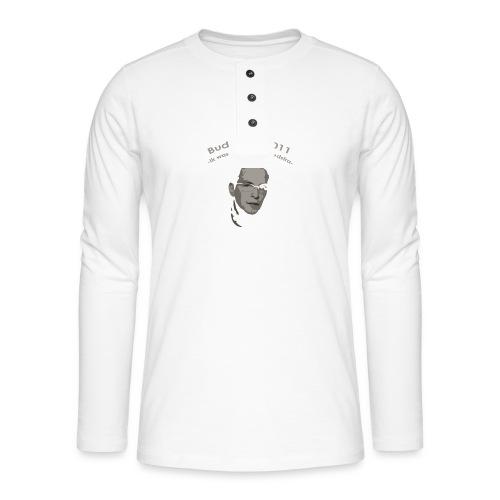 PaulRiedstraVoor - Henley shirt met lange mouwen