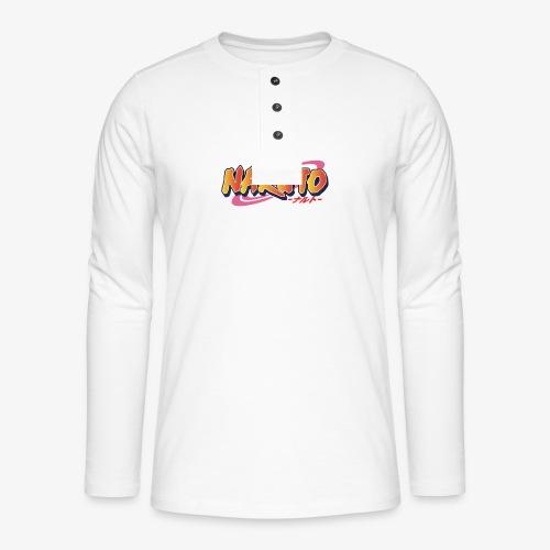 OG design - Henley long-sleeved shirt