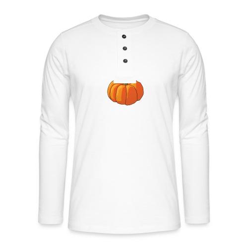 Pumpkin - Maglia a manica lunga Henley