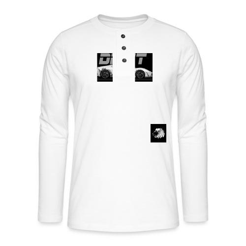a aaaaa fghjgdfjgjgdfhsfd - Henley long-sleeved shirt