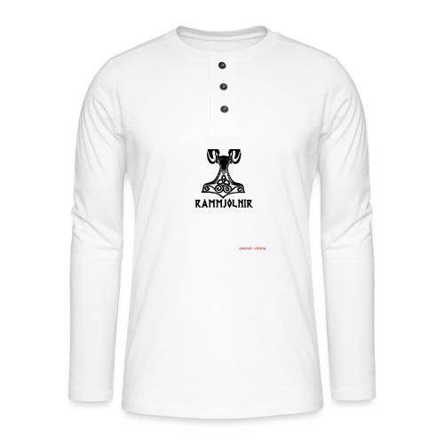 THOR's-RAMMjolnir - T-shirt manches longues Henley