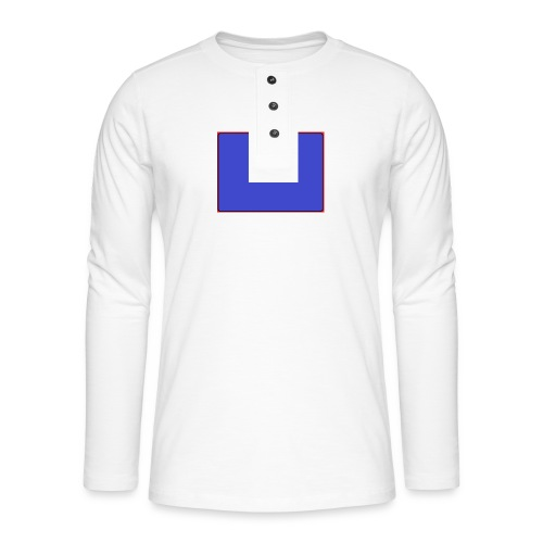 tg shirt special - Henley shirt met lange mouwen