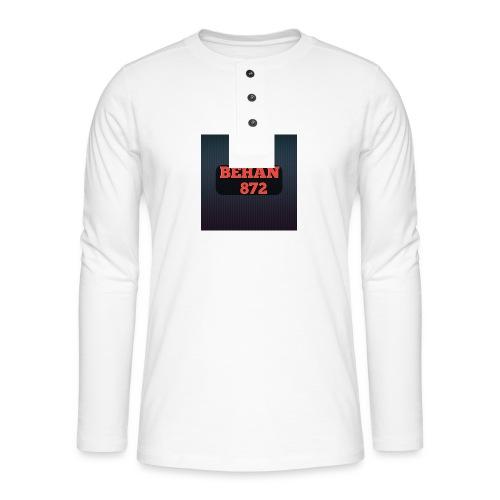 20170909 053518 - Henley long-sleeved shirt