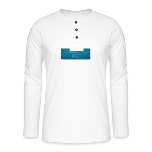 20170910 195426 - Henley long-sleeved shirt