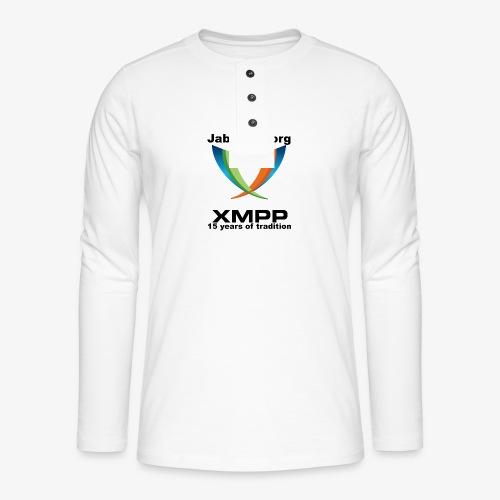 JabberPL.org XMPP - Henley long-sleeved shirt