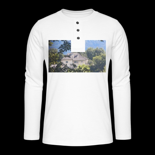 Altes Haus Vintage - Henley Langarmshirt
