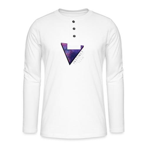 1495178735960iInsInstinct - T-shirt manches longues Henley