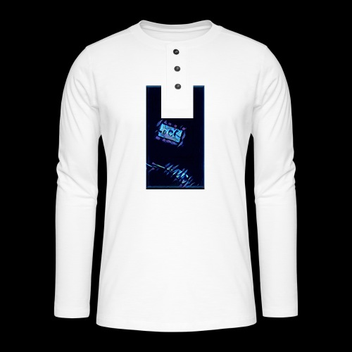 It's Electric - Henley long-sleeved shirt