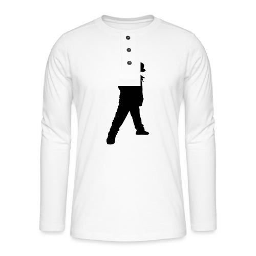 Soops B-Boy Tee - Henley long-sleeved shirt