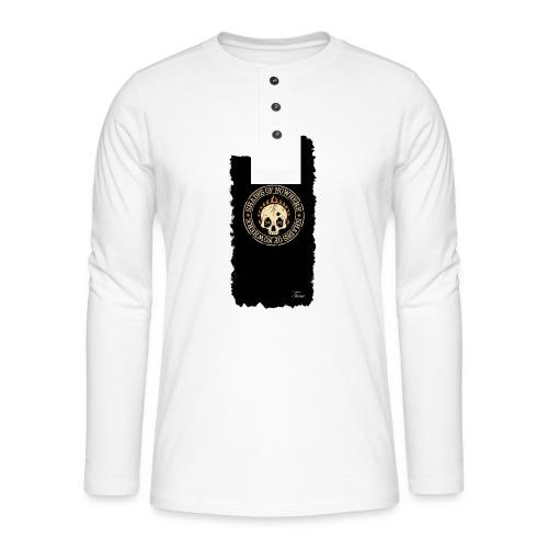 iphonekuorettume - Henley pitkähihainen paita