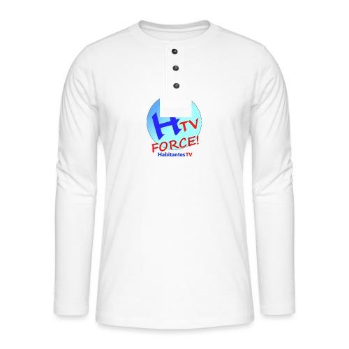 LOGO1.png - Camiseta panadera de manga larga Henley