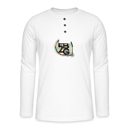 AB2G - T-shirt manches longues Henley