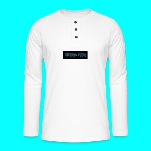 coollogo_com-6222185 - Henley shirt met lange mouwen