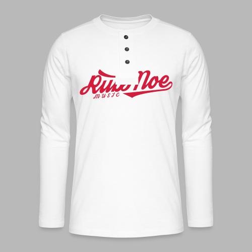 RubMoe - Henley langermet T-skjorte