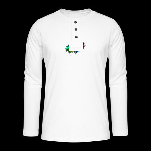 Sonnit Sun Blast - Henley long-sleeved shirt