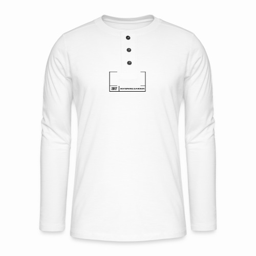 Schtephinie Evardson Sporting Wear - Henley long-sleeved shirt