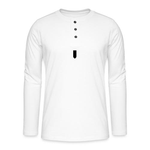 Narct - Key To Success - Henley long-sleeved shirt