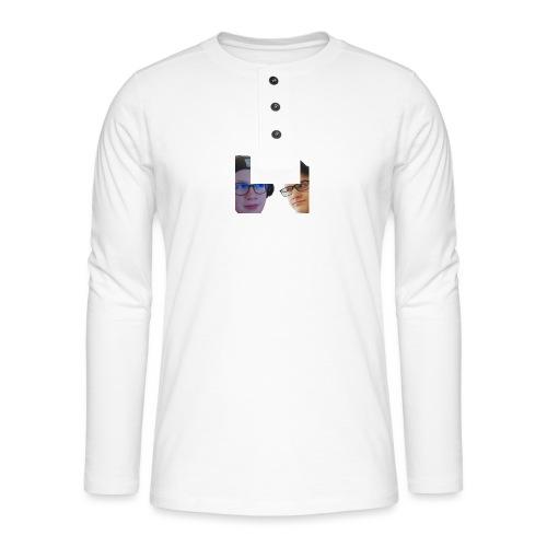 Ramppa & Jamppa - Henley pitkähihainen paita