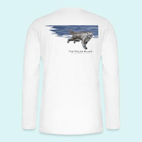 Polar-Blues-SpSh - Henley long-sleeved shirt